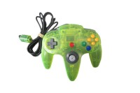 Nintendo 64 Controller [Extreme Green Special Edition] - Accessories | VideoGameX